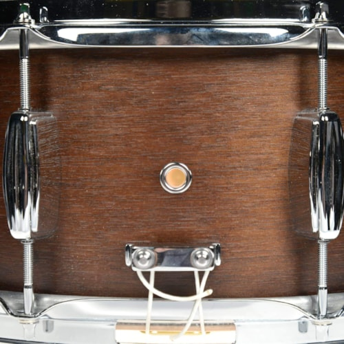 C&C 6.5x14 Player Date 1 Snare Drum Walnut Stain