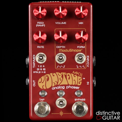 Chase Bliss Audio Wombtone MKII Analog Phaser Red, Brand New, $349.00