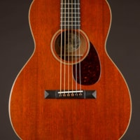 Collings 001 Mahogany Top 12-fret Traditional