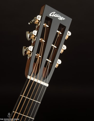 Collings 001 Mahogany Top 12-fret Traditional Natural/Blonde