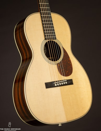 Collings 002H 12-Fret Traditional Natural/Blonde