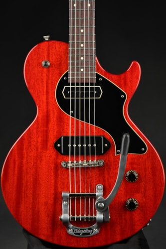 Collings 290 Aged - 1959 Faded Crimson/Charlie Christian Pickup