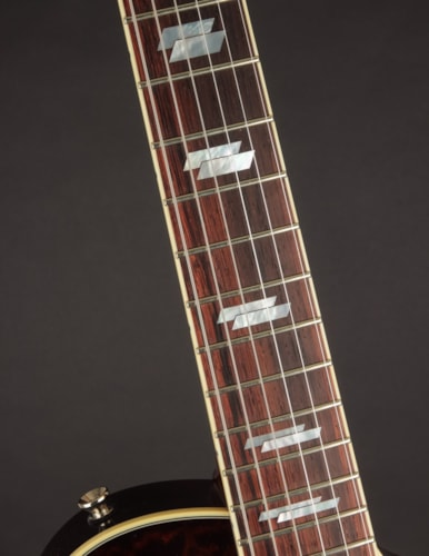 Collings City Limits Deluxe Master Grade Quilt Tiger Eye