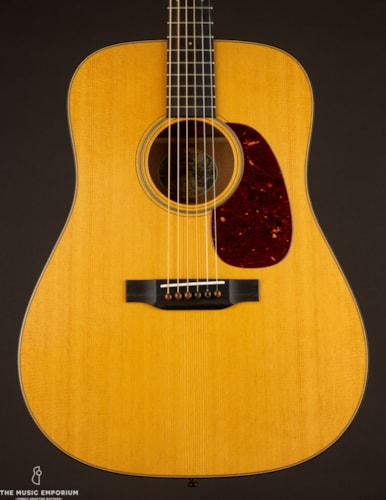 Collings D1 Torrefied Sitka Traditional