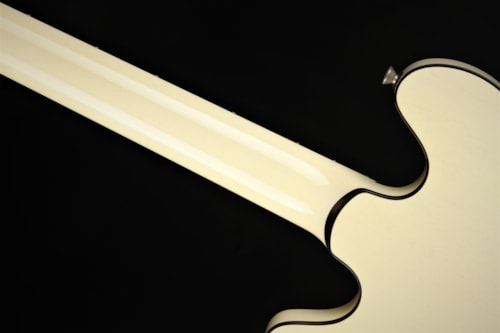 Collings I-35 Deluxe Aged - Vintage White