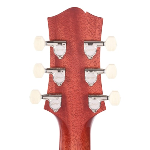 Collings I-35 DLX Faded Cherry Premium Quilted Top w/Parallelogram Inlays, Lollar Humbuckers