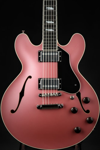Collings I-35 LC Deluxe - Burgundy Mist