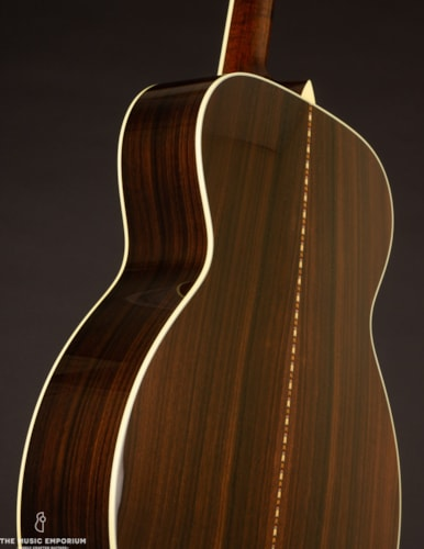 Collings OM-42 Torrefied Adirondack Traditional