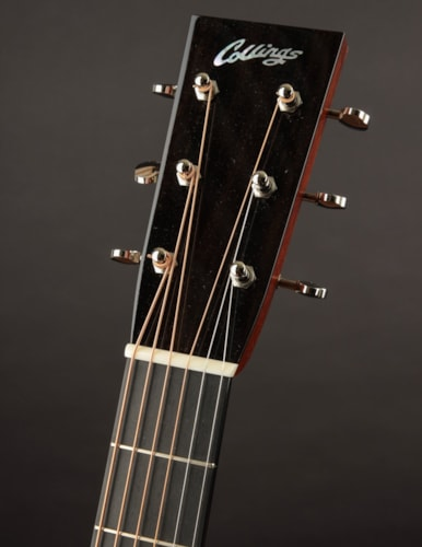Collings OM2H Cocobolo & Bearclaw Blue Spruce
