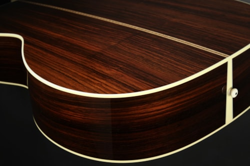 Collings OM2H-T Baked Sitka