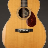 Collings OM2H Torrefied Sitka Traditional