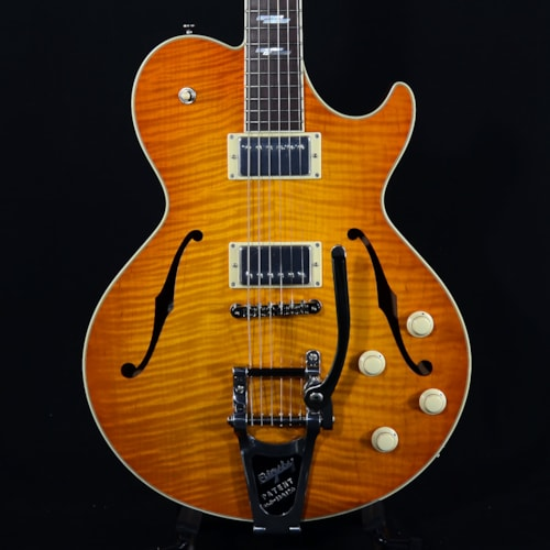 Collings SoCo Deluxe Amber Sunburst w/Bigsby 2020 (SOCO20646)