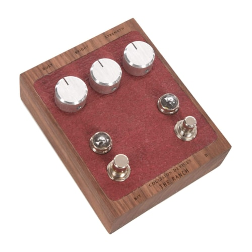 Collision Devices The Ranch Drive, Dynamic Tremolo, Boost