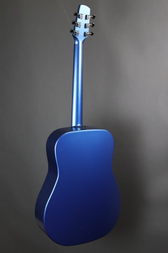 Composite Acoustics Legacy Dreadnought Blue