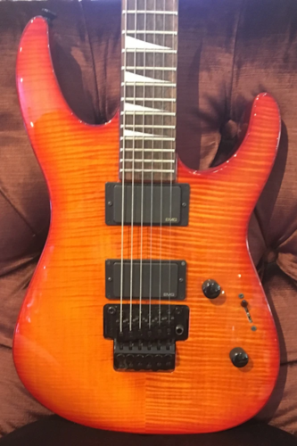 Jackson Soloist SL3MG Electric Guitar (Pre-Owned)