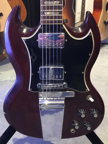 1967 Gibson SG Electric Guitar (Pre-Owned)
