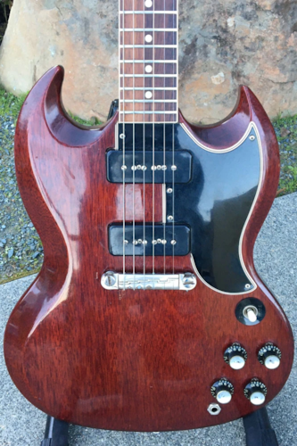 1963 Gibson SG Special Electric Guitar (Pre-Owned)