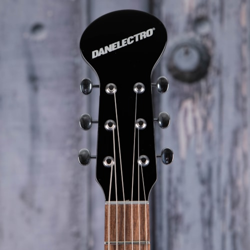 Danelectro Baby Sitar, Red Crackle