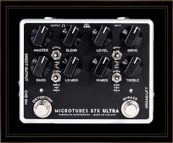 Darkglass Microtubes B7K Ultra V2 Bass Preamp Pedal with Aux-In