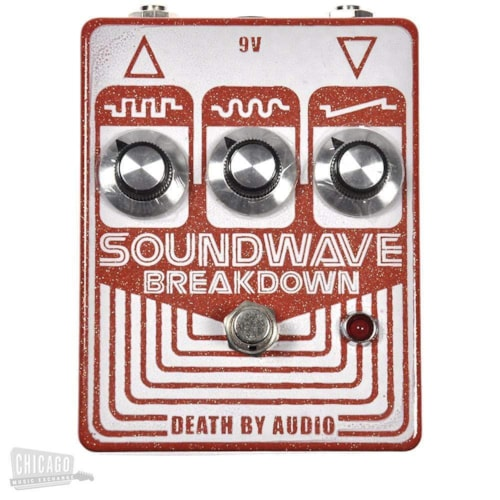Death By Audio Soundwave Breakdown with External Volume Control