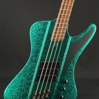 Dingwall D-ROC Standard 4-String in Aquamarine Metalflake