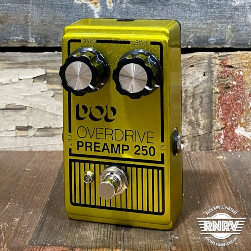 DOD Overdrive Preamp 250 (Reissue)