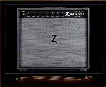 Dr. Z Z-Lux 1x12 Combo in Black with ZWreck Grille