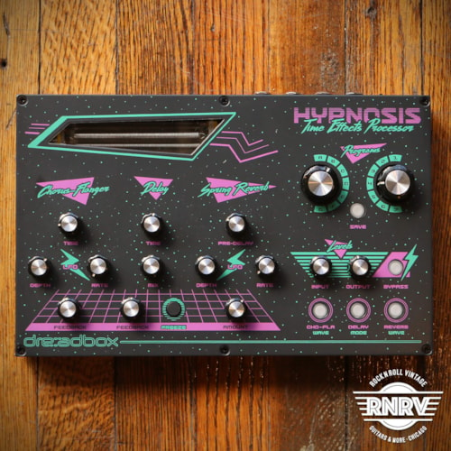 Dreadbox Hypnosis Time Effects Processor - Synthesthesia 2020