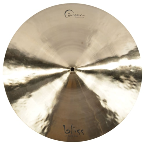 """Dream 19"""" Bliss Paper Thin Crash Cymbal USED"""