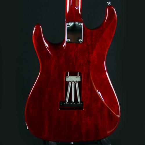 Suhr Limited Edition John Suhr Signature Standard Trans Red (JS9D4M)