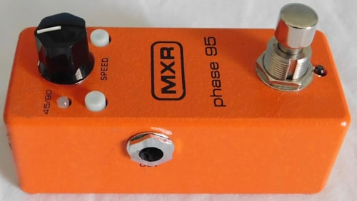 MXR M290 Mini Phase 95 Guitar Pedal in Original Box With AC Adapter