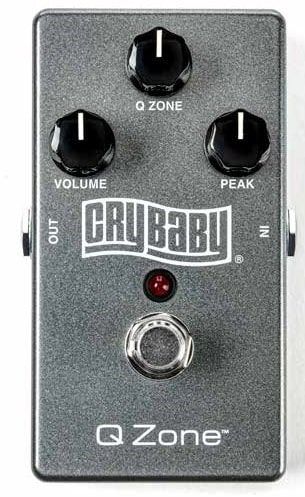 Dunlop Cry Baby QZ1 Q Zone Fixed Wah