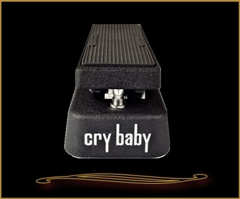 Dunlop Dunlop CM95 Clyde McCoy® Cry Baby® Wah Wah