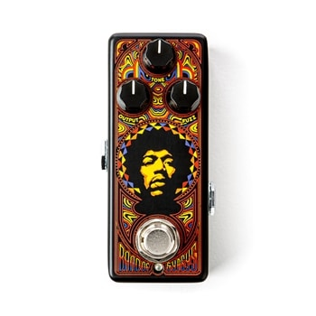 Dunlop Jimi Hendrix JHW4 69 Psych Series Band of Gypsys Fuzz Pedal
