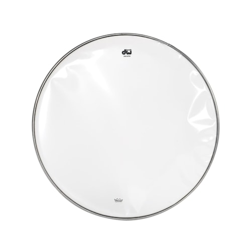"""DW 13"""" Clear Snare Side Drumhead"""
