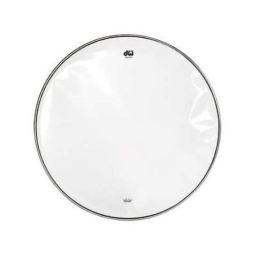 """DW 14"""" Clear Snare Side Drumhead"""