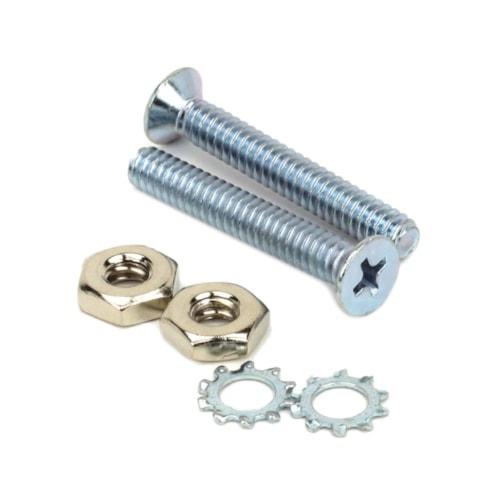 DW DWSP700 Screw, Nut & Washers Base Casting (2-Pack)