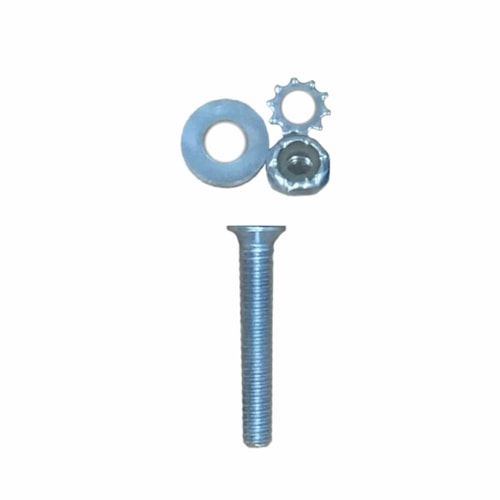 DW Screw, Nut, & Washers for 5000 Hi-Hat Stand Chain (4 Pack Bundle)