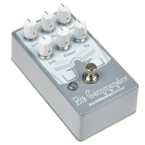 Earthquaker Devices Bit Commander Guitar Synth v2