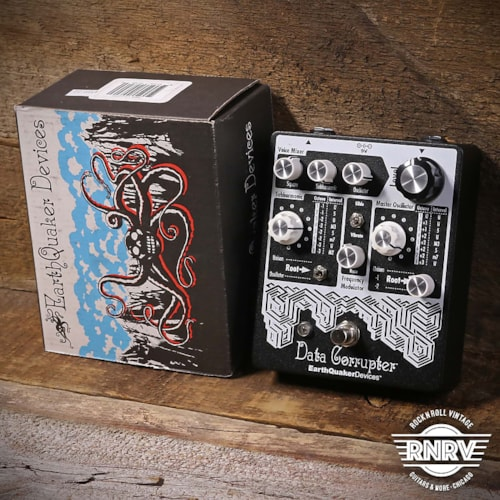 Earthquaker Devices Data Corrupter w/ Box