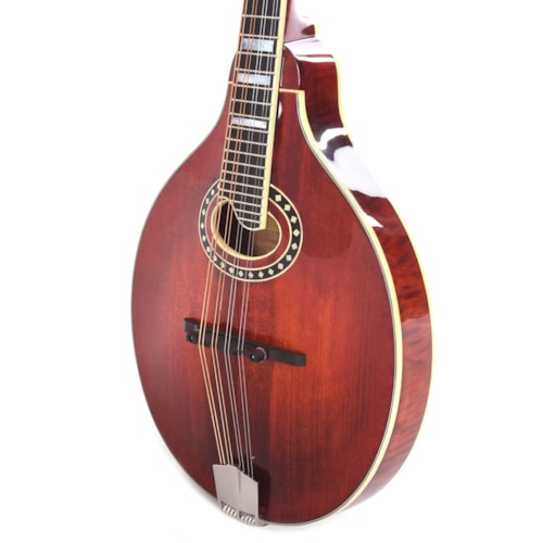 Eastman MD604 Sitka/Maple A-Style Oval Hole Mandolin Classic Finish