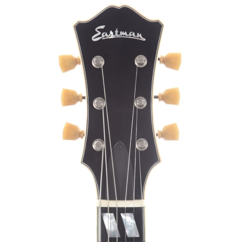 Eastman T59/v Classic Thinline Deluxe Antique Classic w/Seymour Duncan Antiquity Humbuckers