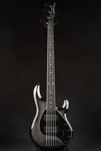 Ernie Ball Music Man StingRay 5 Special HH - Smoked Chrome