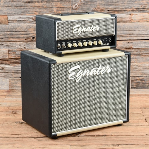 Egnater Rebel 20 Head & 1x12 Cabinet  USED