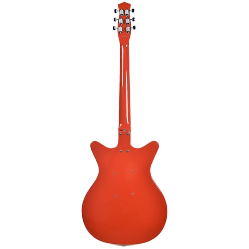 Danelectro '59M NOS Plus Double Cutaway Right On Red