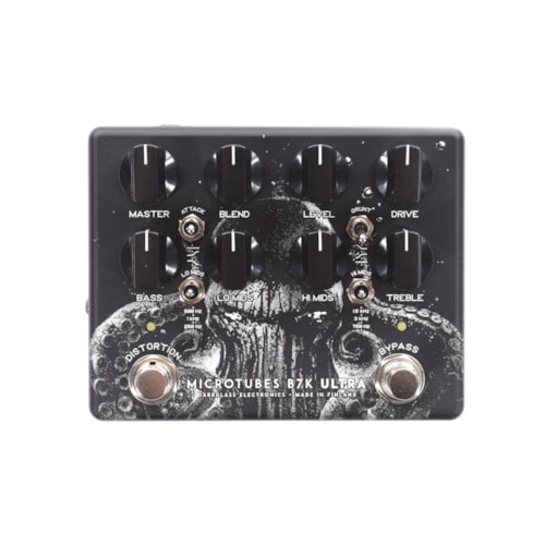 Darkglass Electronics Microtubes B7K Ultra V2 w/ Aux In Limited Squid