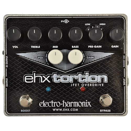 Electro-Harmonix EHX Tortion JFET Overdrive/Preamp
