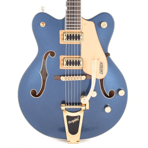 Gretsch G5422TG Limited Edition Electromatic Hollow-Body Double-Cut Midnight Sapphire