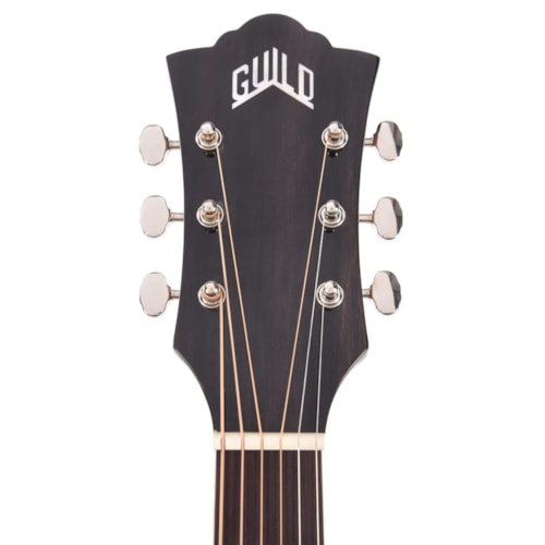 Guild Westerly F-250CE Deluxe Jumbo Cutaway Antique Burst w/Electronics