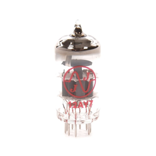 JJ Electronic 12AY7 Low Microphonic Vacuum Tube